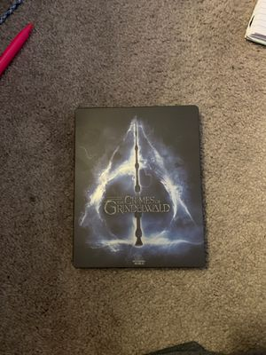Fantastic Beasts: The Crimes of Grindelwald DVD for Sale in Charleston, WV