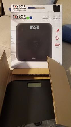 Taylor bathroom Scale for Sale in Humble,  TX