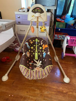 Fisher-Price Cradle 'n Swing for Sale in Redford Charter Township, MI