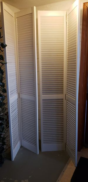 Louver doors for Sale in Euclid, OH