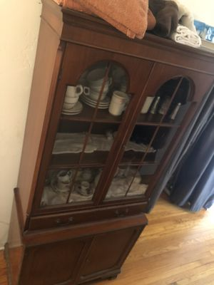 China Cabinet Antique for Sale in Fullerton, CA