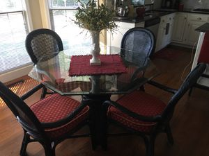 Kitchen table with four chairs for Sale in Wheaton, IL