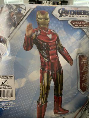 Iron Man Halloween Costume Marvel for Sale in Fresno, CA