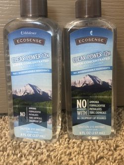 Melaleuca Clear Power Cleaning Solution 2 Pack for Sale in Meridian,  ID