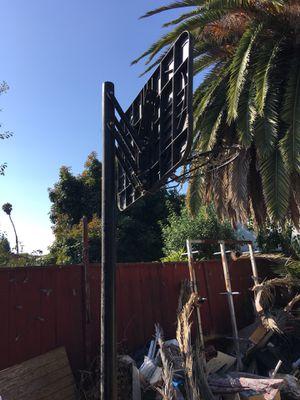 Portable basketball hoop for Sale in Hayward, CA