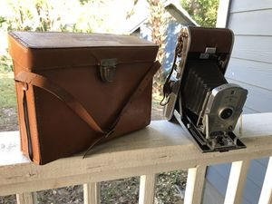 Polaroid Land Camera and Original Case for Sale in Tallahassee, FL