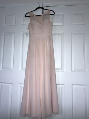 Pink prom dress for Sale in Manassas, VA