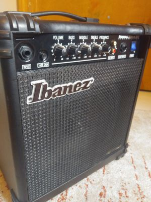 Ibanez guitar Amp for Sale in Port St. Lucie, FL