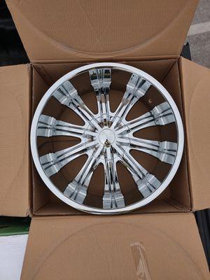 Chrome Rims for Sale in Austin, TX