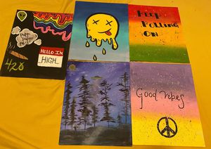 Custom Paintings for Sale in Fresno, CA