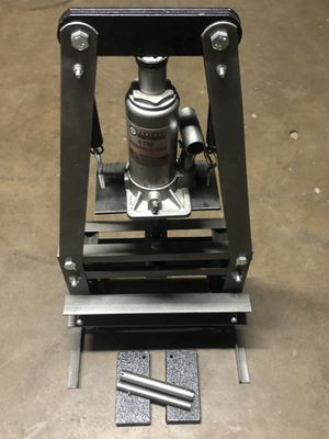 6Ton A Frame Bench Shop Press for Sale in Riverside, CA