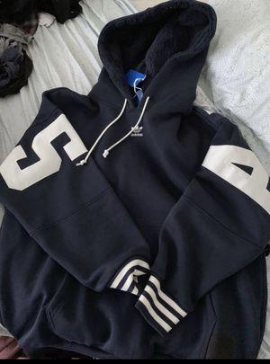 Adidas fleece lining hoodie for Sale in Austin, TX