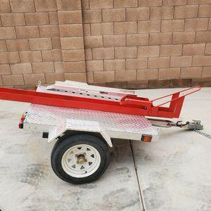 Trailer Single Dirt Bike for Sale in Sun City, AZ