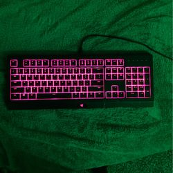 Razer Cynosa Chroma Gaming Keyboard for Sale in Spokane,  WA