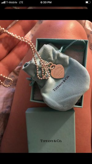 Tiffany co chain for Sale in New York, NY