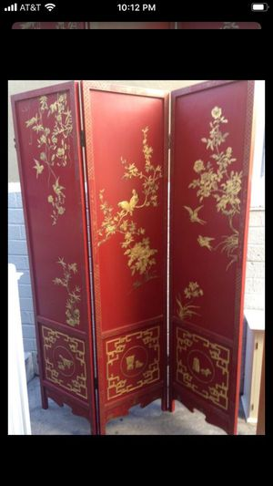 Beautiful room divider for Sale in San Diego, CA