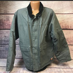 timberland pro series coat mens xl gray vintage for Sale in Mechanicsburg, PA