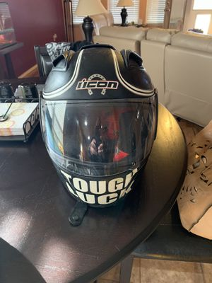 Icon Motocycle Helment for Sale in Justin, TX