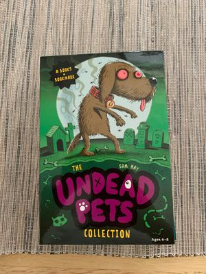 Box set unused of The Undead pets stories for Sale in Hilo, HI