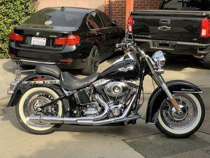 2008 Harley-Davidson Softail Deluxe for Sale in Anaheim, CA