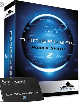Spectronics Omnisphere 2 PC Only for Sale in Miami, FL