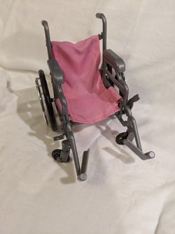 Wheelchair For Our Generation Doll for Sale in Maitland,  FL