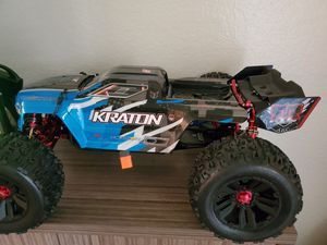 Arma Kraton fully upgraded never run $2200 for Sale in Riverside, CA