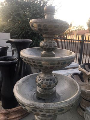 Water fountain for Sale in Upland, CA