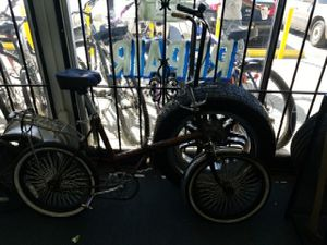 Vintage Raleigh Folding bike Made in England for Sale in Tampa, FL