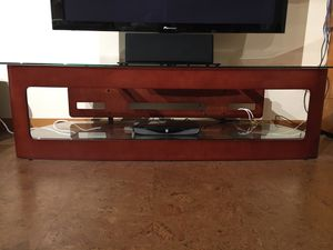 BDI Axis 8027 TV Stand for Sale in Seattle, WA