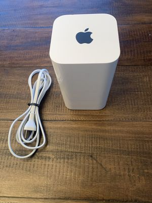 Apple AirPort Extreme Base Station 6th Gen Dual Band 802.11ac Wifi Router A1521 for Sale in Sun City, AZ