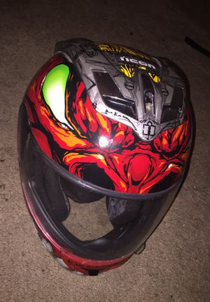 Icon mainframe helmet for Sale in Portland, OR
