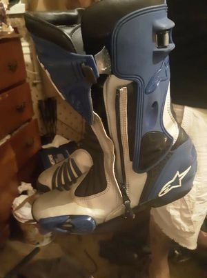 Alpinestars Motocross Boots for Sale in Shannon, MS