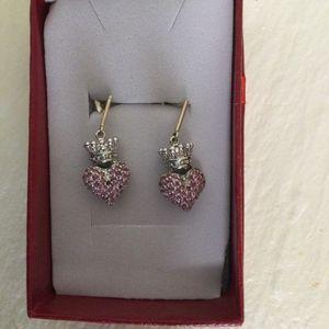14k White Gold Post Earrings for Sale in Fort Lauderdale, FL