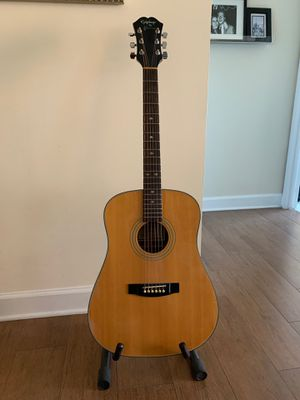 Vintage Epiphone by Gibson Acoustic Guitar for Sale in Washington, DC