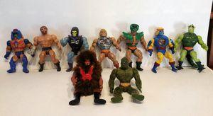 He-Man MOTU Action Figures for Sale in Surprise, AZ