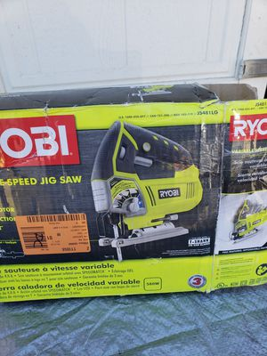 5 New Ryobi Electric Tools for Sale in Riverside, CA