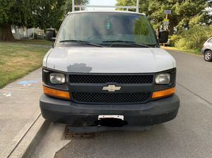 Chevy Express 3500 extended for Sale in Seattle, WA