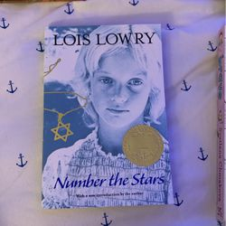 Number the stars book by lois lowry never used for Sale in Miami Shores,  FL