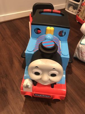 Thomas & Friends - Battery Operated Track Rider Train for Sale in West Springfield, VA