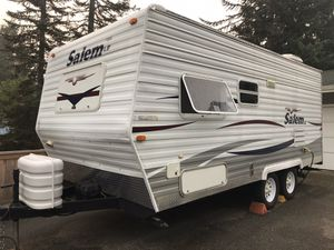 SALEM Forest River 19 (2008) Travel Trailer for Sale in Lacey, WA