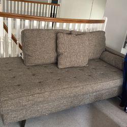 Grey Sofa for Sale in Houston,  TX