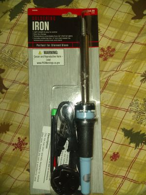 Soldering Iron for Sale in Mesa, AZ