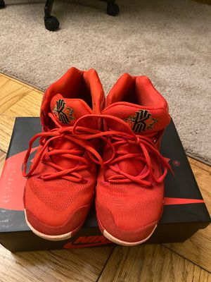 Kyrie 4 - Chinese New Year size 9.5 For Men for Sale in Franklin Township, NJ