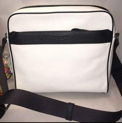 Coach Men's Messenger Leather Bag for Sale in Lakeland,  FL
