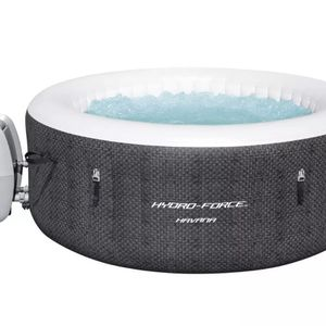 Hydro-Force Havana Inflatable Hot Tub Spa for Sale in Los Angeles, CA