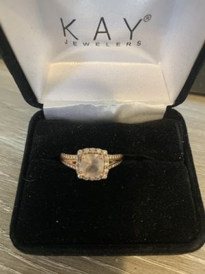 Morganite engagement ring size 7 for Sale in Toledo, OH