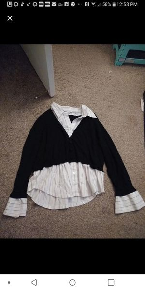 Shirt Vest Blouse for Sale in Lithonia, GA