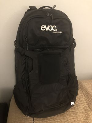 Evoc FR Enduro 16L Mountain Biking Hydration Backpack for Sale in Torrance, CA