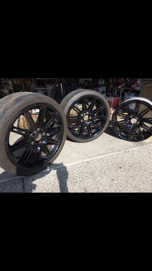 3 bmw m3 wheels for Sale in Bothell, WA